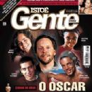 City of God, Jonathan Haagensen, Alice Braga, Fernando Meirelles, Daniel Rezende, Sabrina Rosa - Isto É Gente Magazine Cover [Brazil] (9 February 2004)