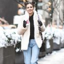 Victoria Justice – Out and About During New York Fashion Week, February 2017 - 454 x 673