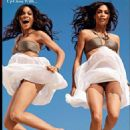 Rosario Dawson Shape Magazine August 2011