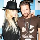 Shane West and Lauren German