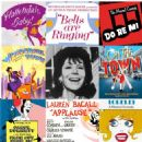 Betty Comden and Her Many Broadway Musicals - 454 x 454