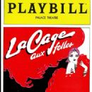 La Cage Aux Follies Original 1983 Broadway Musical Starring George Hearn - 454 x 701