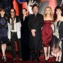 Celebs at the Premiere of 'Dark Shadows' in London