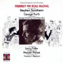 Merrily We Roll Along Original 1981 Broadway Cast. Music By Stephen Sondheim - 454 x 450