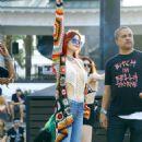 Bella and Dani Thorne – 2018 Coachella Weekend 2 in Indio - 454 x 686