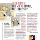 Claudia Schiffer - Grazia Magazine Pictorial [Germany] (8 October 2015)
