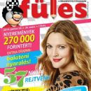 Drew Barrymore - Fules Magazine Cover [Hungary] (24 June 2014)