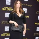 Saffron Burrows – Amazon Prime Video Event in New York - 454 x 730