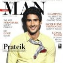 Prateik Babbar - The Man Magazine Pictorial [India] (July 2011)