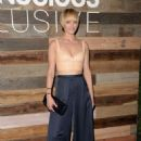 Amber Valletta Hm Conscious Collection Dinner In West Hollywood