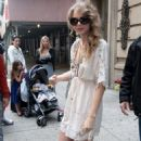 Taylor Swift's Big Apple Retail Romp