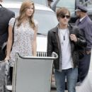 Jared Followill and Alisa Torres