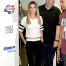 Cheryl Cole 2014 Capital Summertime Ball In London