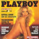 Dona Speir - Playboy Magazine Cover [Australia] (December 1987)