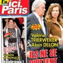 Valérie Trierweiler & Alain Delon - 433 x 545