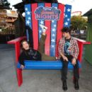 Haley Lu Richardson – Visits Knott's Summer Nights in Buena Park - 454 x 302