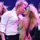 Pamela Anderson - Million Affair Magic Show In Amsterdam, 11.12.2008.