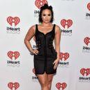 Demi Lovato 2015 Iheartradio Music Festival In Las Vegas