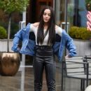 Stephanie Davis – Leaves Menagerie in Manchester - 454 x 667
