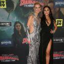 Tara Reid – 'The Last Sharknado: It's About Time' Premiere in LA - 454 x 681