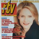 Jennifer Jason Leigh - Szines Rtv Magazine Cover [Hungary] (11 October 1999)