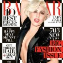 Lady Gaga Harper's Bazaar USA March 2014 - 454 x 548