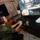 Prince Royce- Xbox and 'Gears of War' 4 New York Launch Event at The Microsoft Loft - Day 2 - 454 x 302