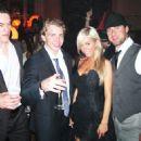 Jonathan Toews & Patrick Kane At  A Party - 453 x 516