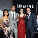 Premiere Of Warner Bros.' 'San Andreas'