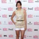 Nina Dobrev: attends the 2013 Film Independent Spirit Awards at Santa Monica Beach in Santa Monica