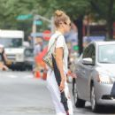 Gigi Hadid – Out in NY