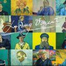 Loving Vincent (2017) - 454 x 330