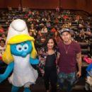 Demi Lovato – 'Smurfs The Lost Village' Screening in Dallas - 454 x 303