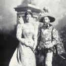 Queen Mary and King George V - 285 x 428