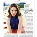 Alison Brie - Elle Magazine Pictorial [Canada] (April 2012)
