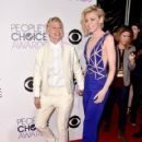 Portia de Rossi attend The 41st Annual People's Choice Awards at Nokia Theatre LA Live on January 7, 2015 in Los Angeles, California