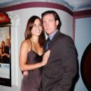 Maxine Bahns with boyfriend Ed Burns