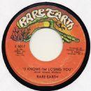 Rare Earth Album - (I Know) I'm Losing You / When Joanie Smiles