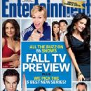 Michael C. Hall - Entertainment Weekly Magazine [United States] (24 September 2010)