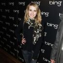 Emma Roberts - The Official Bing Bar after-party featuring a Florence + The Machine performance on January 22, 2011 in Park City, Utah