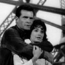 James Garner and Suzanne Pleshette