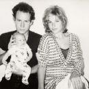 John McEnroe and Tatum O'Neal - 454 x 359
