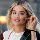 Rita Ora – Filming a Rimmel London Advert in London