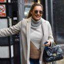 Kelly Brook – Seen at the Global studios in London