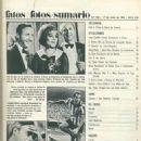 Barbra Streisand - Fatos E Fotos (fatosefotos) Magazine Pictorial [Brazil] (1 May 1969) - 454 x 625
