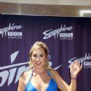 Brett Rossi in Bikini hosts Sapphire Pool and Dayclub in Las Vegas - 454 x 681