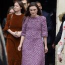 Keira Knightley – Arrives at Chanel Fashion Show 2018 in Paris