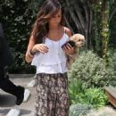 Ashley Tisdale And Scott Speer: West Hollywood Lovers