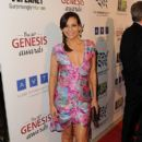 Constance Marie attends the 26th Genesis Awards held at The Beverly Hilton Hotel on March 24, 2012 in Beverly Hills
