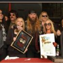 Zakk and Barbaranne Wylde and family - 428 x 281